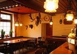 Hôtel Wadern - Hotel Restaurant zum Schlossberg-3