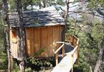 Location vacances Pennes-le-Sec - Cabane des Taudons-1