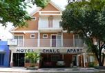 Hôtel Bonito - Chalé Apart Hotel-4