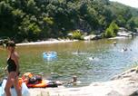 Camping avec Bons VACAF Mauguio - Camping La Berge Fleurie-1