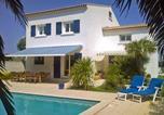 Location vacances Agde - Villa Clos Sainte Thérèse-4
