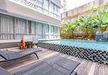 Location vacances Singapore River - Near Orchard Modern 1-Bedroom Apt B-4