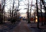 Camping avec WIFI Saint-Pierre-Lafeuille - Le Bois De Faral-Ecologites-3