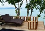 Location vacances Bo Phut - 3 Bedroom Villa Bangrak Beachfront-2