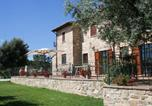 Location vacances Gualdo Cattaneo - Holiday home Gualdo Cattaneo-4