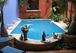 Hôtel Mérida - Angeles de Merida-4