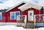Location vacances Karasjok - Two-Bedroom Holiday home in Børselv-4