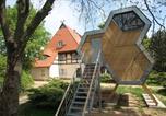 Hôtel Grevesmühlen - Djh Jugendherberge Beckerwitz mit design|Baumhausdorf-1