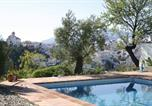 Location vacances Tolox - Holiday home Alozaina 10-2