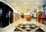 Hôtel Matsuyama - Toyoko Inn Matsuyama Ichiban-cho-2