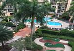 Location vacances Coral Springs - W-Palm Aire Studio (Royal Palm & Queen Palm) Condo-1