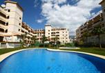 Location vacances Mijas - Apartment Blq 3 Carnoustie, apt.-4