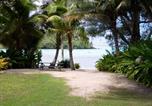Location vacances Arorangi - Taakoka muri beach villa-2
