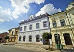 Hôtel Hradec Králové - Hotel Bohumilka-1