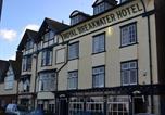 Hôtel Portland - The Royal Breakwater-1