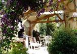 Hôtel Sainte-Gemme-Moronval - Chambre d'hôtes : Les Terrasses-1