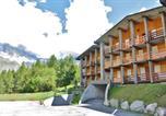 Hôtel Valtournenche - Maison de Vacances Rododendro-3
