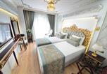 Hôtel Kazlıçeşme - Golden Taha Hotel-4