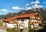 Location vacances Krün - Gästehaus Alpenparadies-2