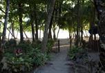 Location vacances Manuel Antonio - The Elephant Cabin: Beach Front Oasis-1