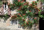 Hôtel Saint-Aubin-sur-Scie - Le Moulin Fleuri du Petit Appeville-4