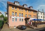Location vacances Frankenroda - Gasthaus & Pension St.Peter-3