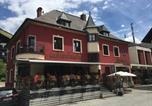 Location vacances Sankt Gilgen - Ferienwohnung Kaffeewerkstatt-2