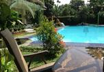 Location vacances Bogor - The Garden Family Guest House-4