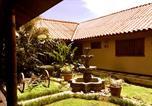 Location vacances Las Penitas - Paz de Luna Bed & Breakfast-4