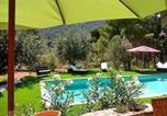 Location vacances Collobrières - Villa in Bormes Les Mimosas Ii-4