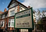 Hôtel Belton - Park Lodge Guest House-1