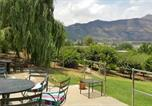 Location vacances Clarens - Golden View Luxury Self Catering-2