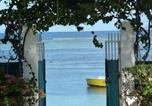 Location vacances Port Louis - Villa Aquarelle Bleu Lagon-1