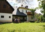 Location vacances Zelezný Brod - Holiday House Malá Skála-4