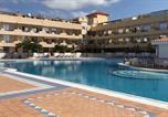 Hôtel Callao Salvaje - Hostal en Playa Paraiso-1