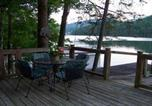 Location vacances Weaverville - Wallace Lake House at Lake Lure-1