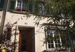Location vacances Dornach - St.-Alban-Ring Privatzimmer-2