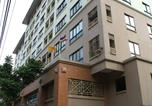 Location vacances Thung Maha Mek - Bangkok Cbd 2 Bedroom Apartment-2