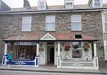 Hôtel Camelford - Tintagel Arms Hotel-1