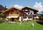 Location vacances Reit im Winkl - Gästehaus Annemarie-1