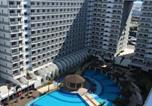 Location vacances Manila - 1 Bedroom Apt. in Shell Residences-2
