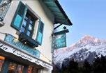 Hôtel Servoz - Chalets et Hôtel de Charme La Crèmerie du Glacier-4