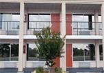Hôtel Monticello - Days Inn Tallahassee-Government Center-3