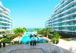 Location vacances Barranquilla - Apartamento Bello Horizonte Exotic 2 – Smr227a-1