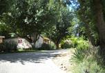 Camping en Bord de rivière Castellane - Camping Les Fouguières-3