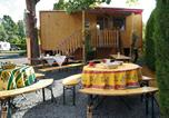 Camping avec Piscine Allemagne - Campingplatz im Siebengebirge-4