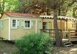 Camping avec Piscine couverte / chauffée Gard - Camping Eden Grau Du Roi-4