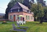 Location vacances Bernot - Four-Bedroom Holiday Home in Wiege Faty-1