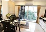 Location vacances Phra Khanong - K-House Sukhumvit71-2