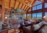Location vacances Grass Valley - Glacier Luxury Lodge-2
